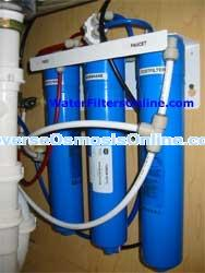 Upgrade From The 3 Stage DuPure ® or Rayne ® Reverse Osmosis System To A True 4 Stage RO  System