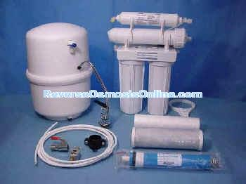 TGI-415   -   4  Stage Reverse Osmosis System