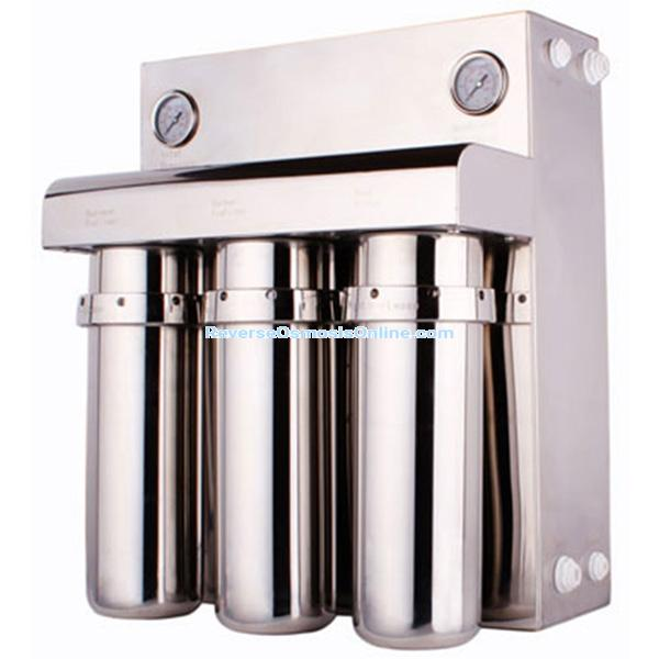 Stainless Steel RO Reverse Osmosis